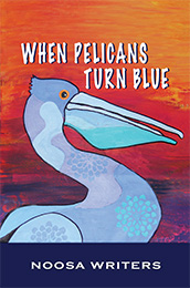 When Pelicans Turn Blue